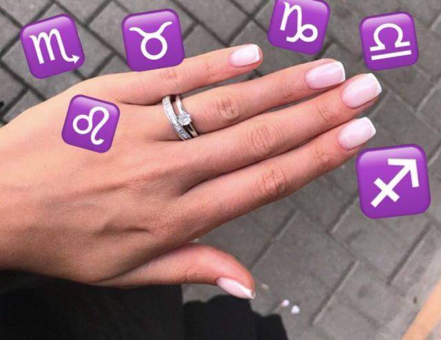 Подбираем оттенок лака для ногтей по знаку Зодиака