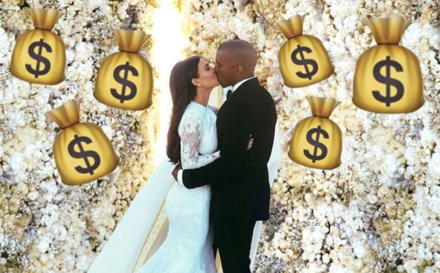 5 свадеб знаменитостей, которые стоили неприлично дорого