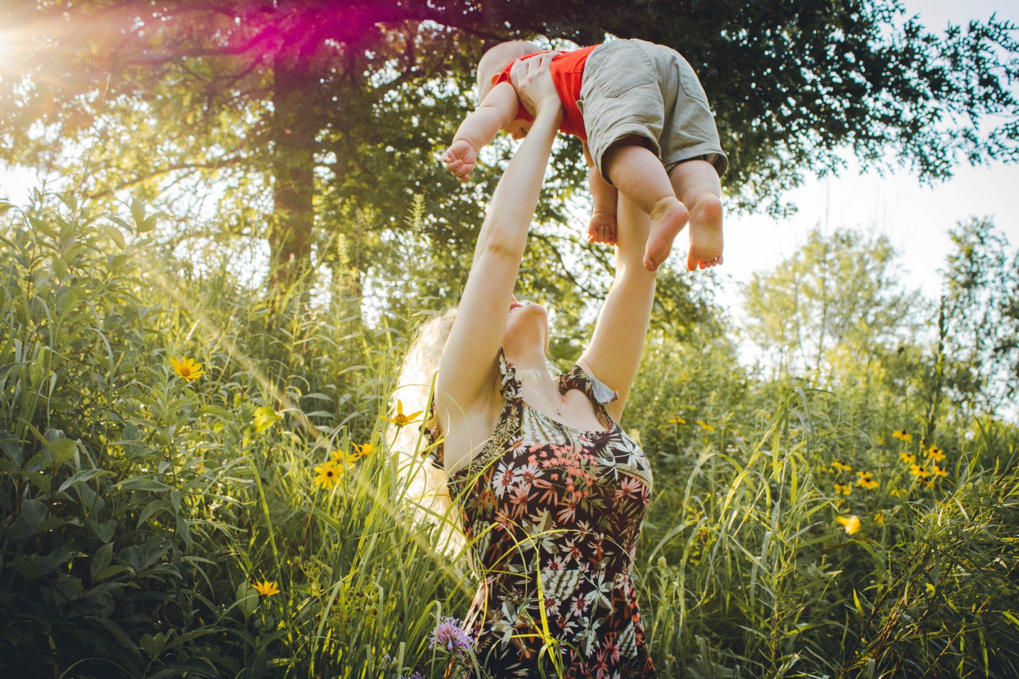 Как избавиться от ненавистного живота после родов?