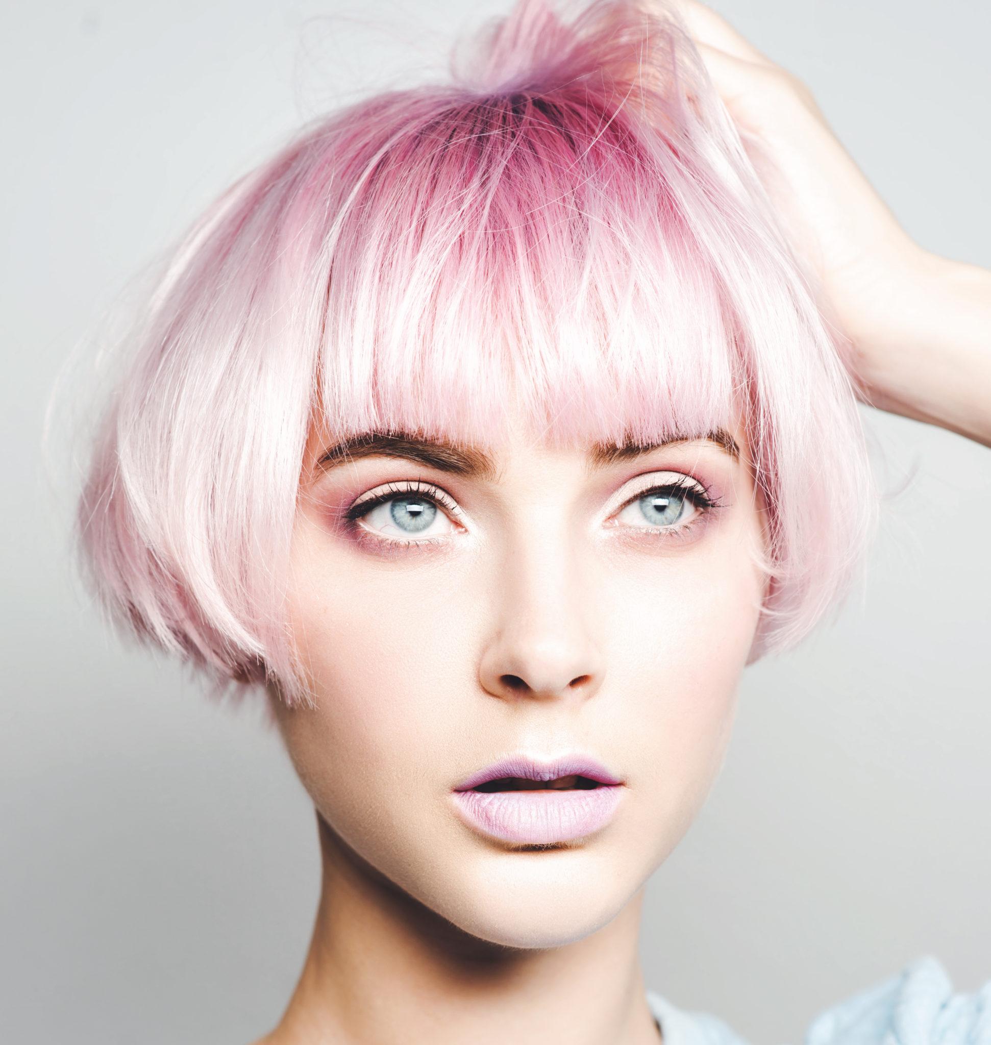 Тренды челок 2018: подбираем форму по типу лица